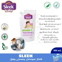 Sleek Baby Laundry Detergent Refill 900 ml