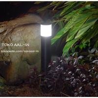 Lampu hias pilar minimalis/ Lampu taman dengan design modern E27 80cm