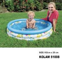 Kolam Renang Anak Kolam Mandi Bayi pool bola Bestway 51008 tanpa pompa