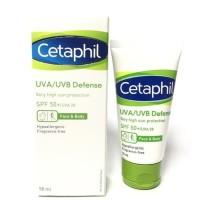 CETAPHIL UVA / UVB Defense 50 ml HIGH SUN PROTECT SPF 50+ UVA 28
