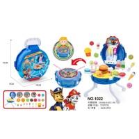 Kado Mainan Anak Cowok Paw Patrol Ice Cream Store dan Fun Drum 2 in 1