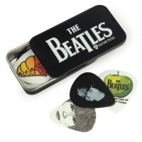 GUITAR PICKS - THE BEATLES | COLLECTABLE PACK | 15PCS