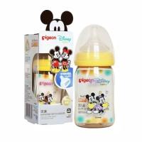 Botol Susu PPSU PIGEON 160ml Disney Series MICKEY (Japan) - Mickey
