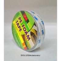3M USA PE Foam Double Tape Busa 22 mm ORI / Dobel Tape 3M Busa 22 mm
