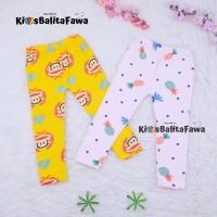 Legging Kiddie uk bayi-5 Tahun / IMPORT Leging Anak Perempuan Celana