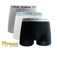 Flyman Celana Dalam Pria Dewasa | Boxer Pria Dewasa FM 3056