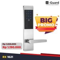 Kunci Pintu Digital Modern Slim e-Guard Pin&Kartu RX1621 Digital Lock