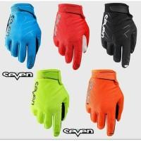 Sarung tangan sepeda Sarung Tangan SEVEN RIVAL Glove Motorcross Motor