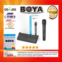 BOYA BY-WHM8 Pro Wireless Handheld Microphone - RESMI