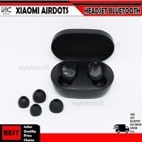 Headset Bluetooth Airdots Pro Xiaomi TWS Wireless 5.0 Earbuds Basic Mi
