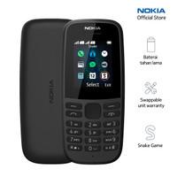 Nokia 105 – Black