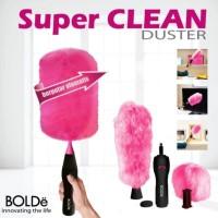 Bolde Super Clean Duster Original Kemoceng Electric Putar Otomatis
