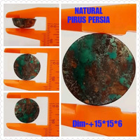 Natural Batu Akik Pirus Persia Lostune Jaminan Asli P7