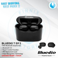 Bluedio T-Elf GEN 2 TWS Bluetooth Headset Earphone 5.0 Touch Control