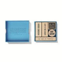 Rubber wooden Stamp stempel The School of Life Stamps of Encouragement