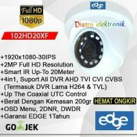 Kamera Cctv EDGE 2 Mp Full HD 1080p Indoor View Lebar Garansi Resmi