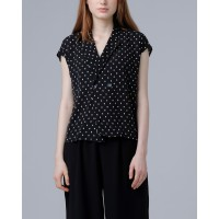 THIS IS APRIL JUDITH TOP BLACK 172257
