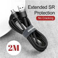 BASEUS Kabel Data Micro Cafule Cable Original 2 M