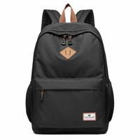 Navy Club Tas Ransel-Tas Laptop Trendy EIBB Backpack Up to 14 inch - Hitam