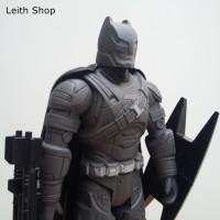 Action Figure Batman Mech Batsuit Armor Armored Bat Suit v Superman