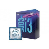 Intel Core i3 9100F 9th Gen Coffeelake-S 4 Cores up to 4.2 GHz Turbo