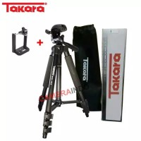 Tripod Takara eco 173A plus holder u for Camdig smartphone
