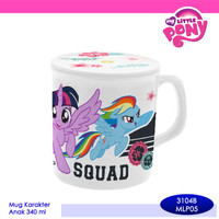 Mug + Coaster 340 ml Onyx Karakter My Little Pony - 3104B.MLP05