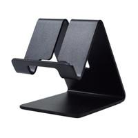 Aluminium Desk Stand Holder for Smartphone/ Tablet (Dudukan Meja HP) -