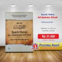 Buku Syarh Matan Al-Ushulis Sittah