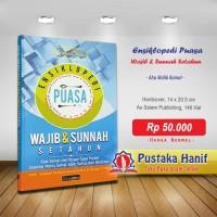Buku Ensiklopedi Puasa Wajib dan Sunnah Setahun