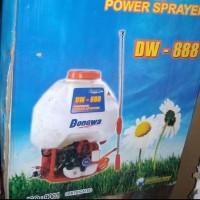 POWER SPRAYER SEMPROT HAMA AUTO OTOMATIS MESIN KNAPSACK 25 L 2 TAK ORI