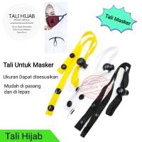 Tali Hijab / Tali Kepala / Headloop - Asesories Masker Bowin