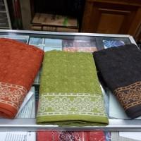 Handuk Terry Palmer Premium Motif Batik 50×100