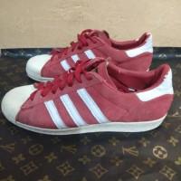 Sneakers Adidas superstar kulit Suede Original no Nike, puma, reebok