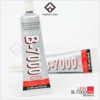 Adhesive Lem Tape B7000 Perekat Backdoor Casing Frame LCD B 7000 TS HP