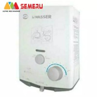 WASSER Water Heater Gas WH-506 A