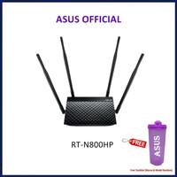 Asus RT-N800HP N800 High Power WiFi Gigabit Router AP Range Extender