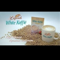 Luwak White Coffe Renceng