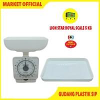 Timbangan Dapur 5 KG / Timbangan Jarum / ROYAL SCALE / LION STAR