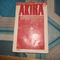 Bursa Komik 2nd Akira