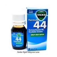Sirup Obat Batuk Cair Vicks Kemasan Botol Kecil / 27ml