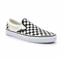 Vans U Classi C Checker Board Sepatu Slip-On Pria