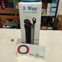 3 Way Grip Arm-Tripod for DJI GOPRO XIAOMI YI