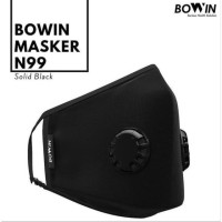Bowin Masker N99 CV Dual Valve Anti Virus Corona