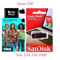 The Sims 4 MAC All DLc + Flasdisk 64gb