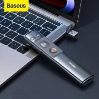 BASEUS POINTER Wireless Laser Presenter Presentation Remote Controller
