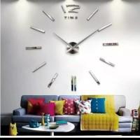 3D Giant Wall Clock - Jam Dinding WT0025