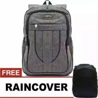 Backpack Polo Greylight / Tas Ransel Polo / Tas Ransel Laptop Tas pria