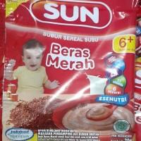 SUN BC Beras merah 20 gr x 1 pcs
