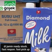 susu UHT 1 liter. susu UHT diamond. susu UHT indomilk